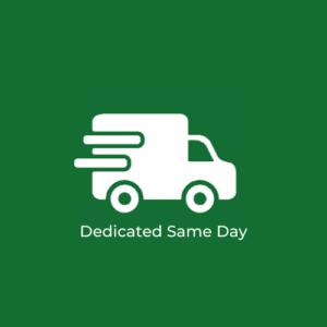 Dedicated Same Day