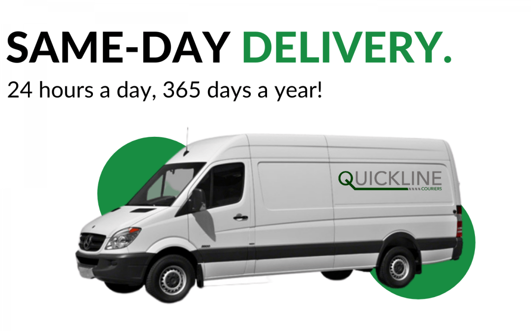 Same-day Delivery!