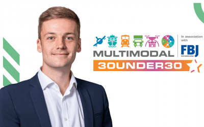 Winners of Multimodal and Freight Business Journal's 30Under30 Award